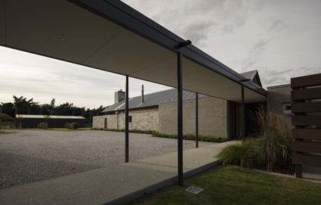 Team Green Architects | Queenstown | Slopehill Road Country House