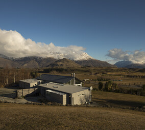 Team Green Architects | Queenstown | Arrowtown Farm House
