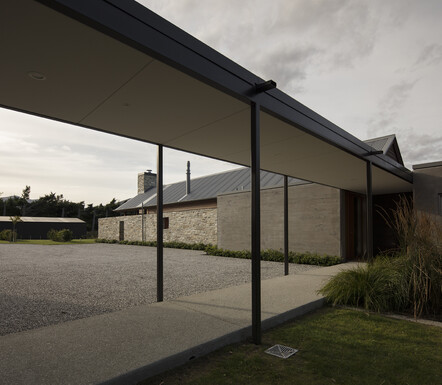 Team Green | Slopehill Road Country House NZIA Southern Architecture Awards Winner