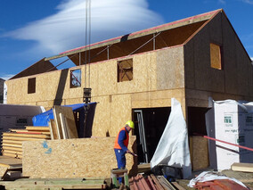 Team Green Architects | Queenstown | Threepwood SIPS Panel House