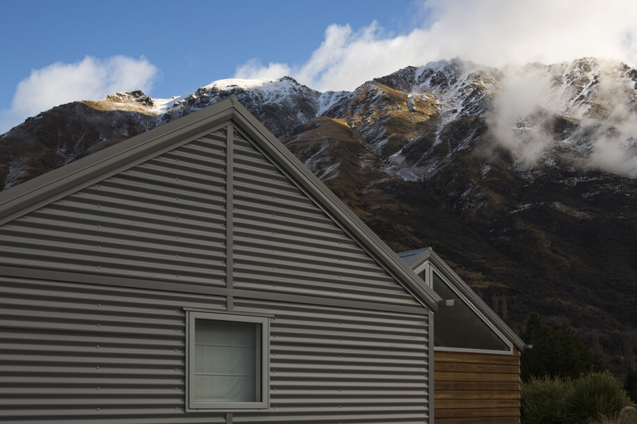 Team Green Architects | Queenstown | Arthurs Point Fox House