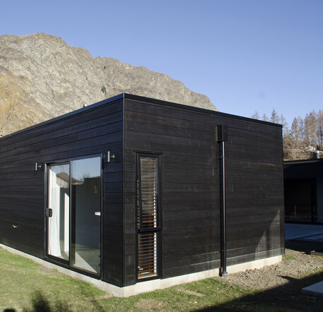 Team Green Architects | Queenstown | Contemporary Sleepout