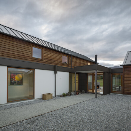 Team Green Architects | Queenstown | Hawthorn Contemporary Farm
