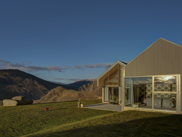 Team Green Architects | Queenstown | Gibbston Valley House